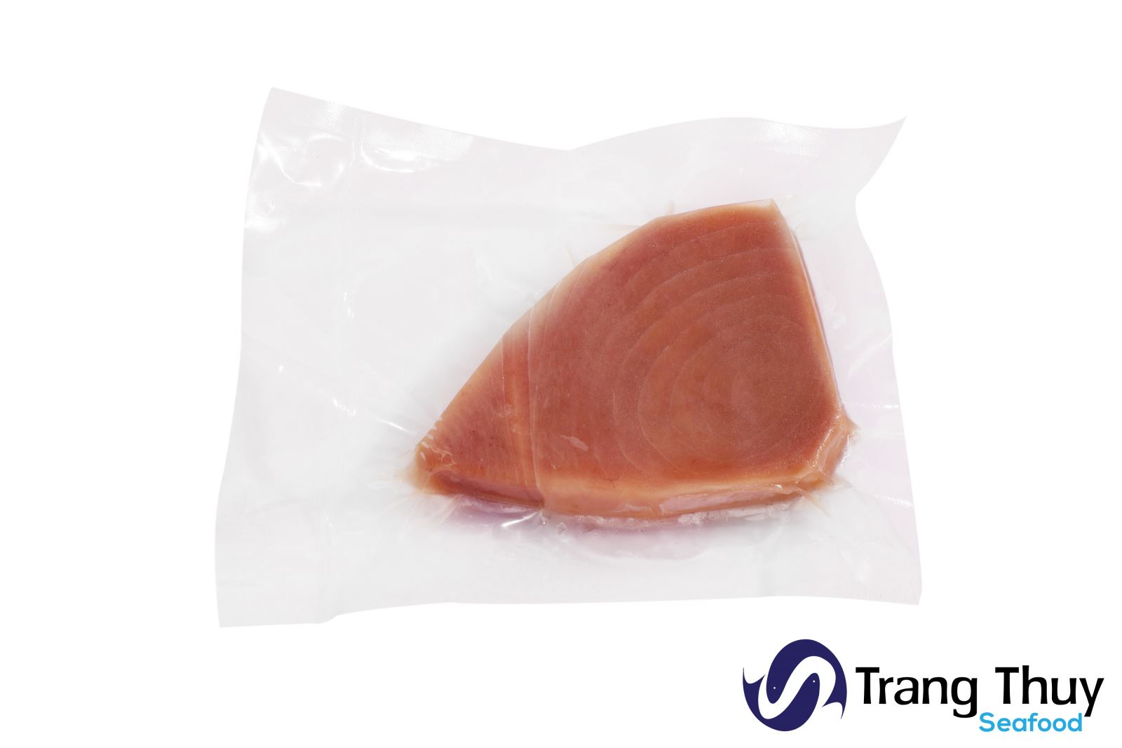 Untreated Frozen Yellowfin Tuna Steak Produced By Trang Thuy Seafood